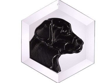 Black Lab Suncatcher by Pet Prints EW131B