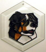 Australian Shepherd Suncatcher by Pet Prints EW264