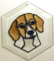 Beagle Suncatcher by Pet Prints EW206