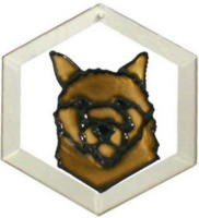 Cairn Terrier Suncatcher by Pet Prints EW196