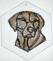 Chesapeake Bay Retriever Suncatcher by Pet Prints EW289