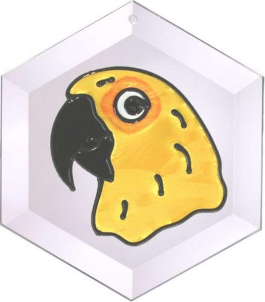 Conure Suncatcher by Pet Prints EW052