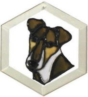 Fox Terrier - Smooth Coat Suncatcher by Pet Prints EW201