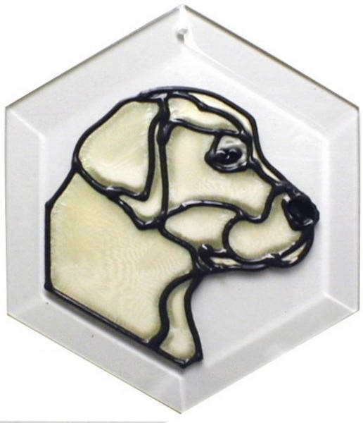 Labrador Retriever I Suncatcher by Pet Prints EW131