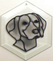 Weimaraner Suncatcher by Pet Prints EW129