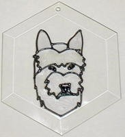 Westie Suncatcher by Pet Prints EW143