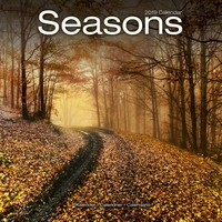 Seasons Wall Calendar 2019