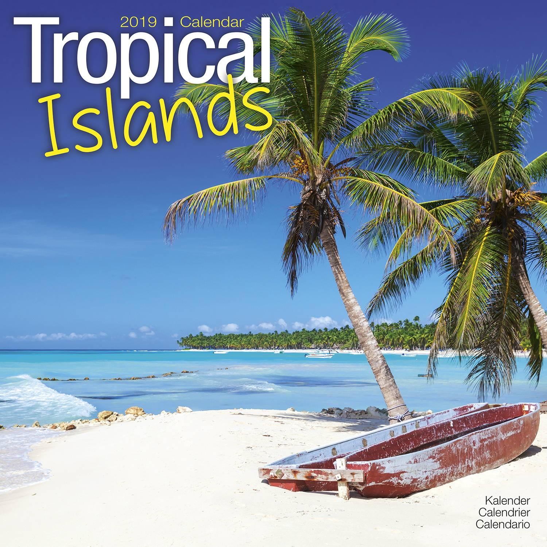 Tropical Island: Tropical Islands Calendar 2019