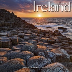Ireland Wall Calendar 2021 by Avonside