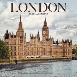 London Wall Calendar 2021 by Avonside