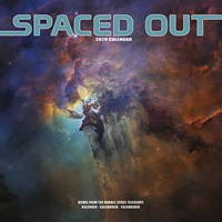 Spaced Out Wall Calendar 2020