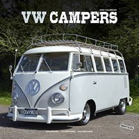 Vw Campers Wall Calendar 2020