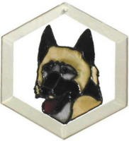 Belgian Tervuren Suncatcher by Pet Prints EW241