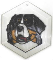 Bernese Mountain Dog Suncatcher by Pet Prints EW247