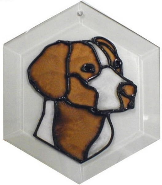 Brittany Suncatcher by Pet Prints EW161