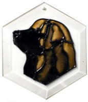 Leonberger - Profile Suncatcher by Pet Prints EW187b