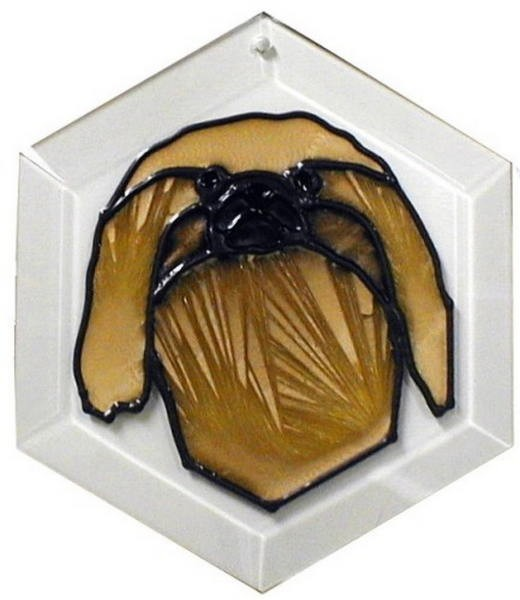 Pekingese Suncatcher by Pet Prints EW252