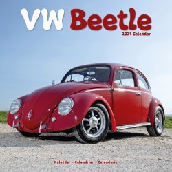 Beetle Wall Calendar 2021 by Avonside