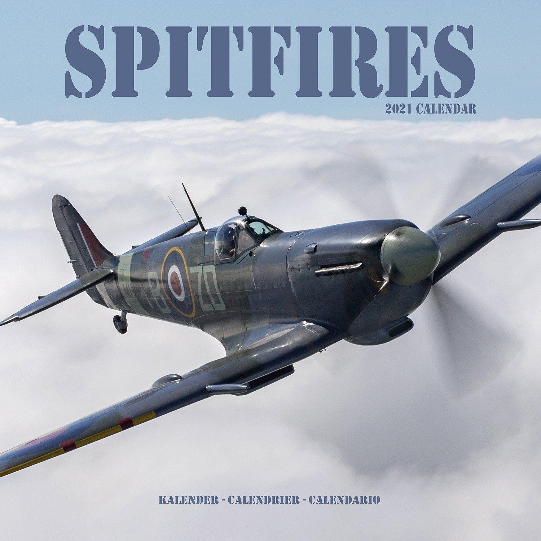 Calendrier Agility 2021 Spitfires Calendar, Vehicle Calendars | Pet Prints Inc